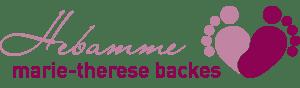 Hebamme Marie Backes Logo